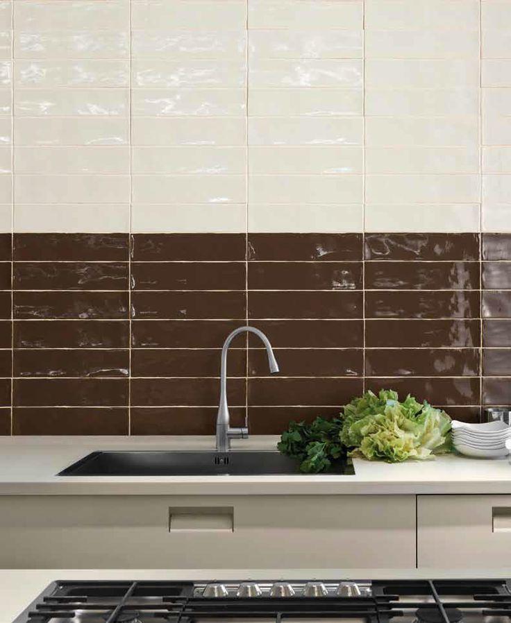 3x12 Marble Subway Tile Backsplash