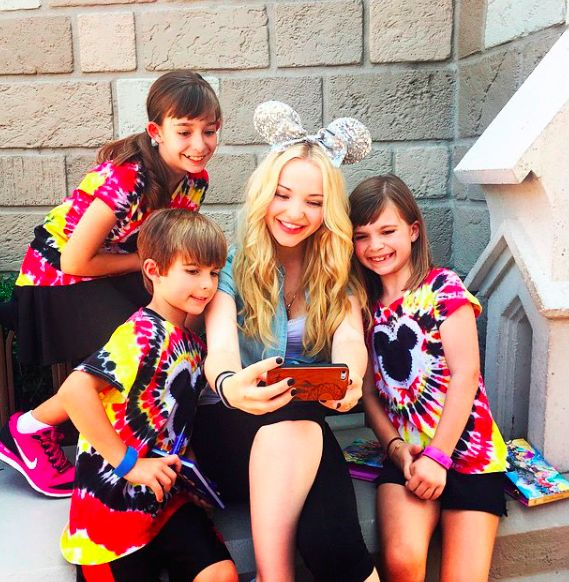 Dove and fans
