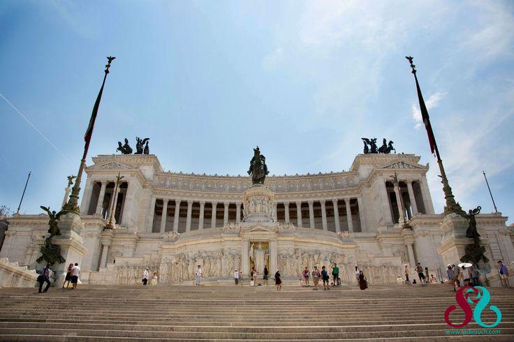 Italy.  The Altare della Patria.