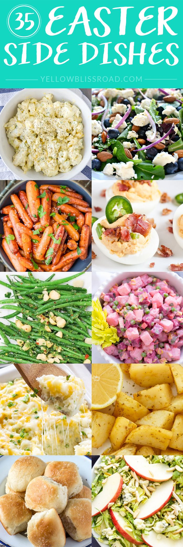 With Easter quickly sneaking up on us, it's time to start planning for the big holiday meal! You might think it's all about the main course, but really, the side dishes are what makes a meal really fantastic. Whether your Easter dinner features ham, fish, lamb or any other entree, these new Easter side dishes I'm …