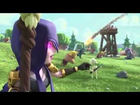 clash of clans movie -  full clans