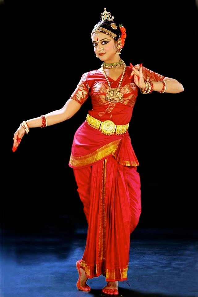 'Kuchipudi' Dancer - 'Kuchipudi' is a Classical Indian dance from Andhra Pradesh, India