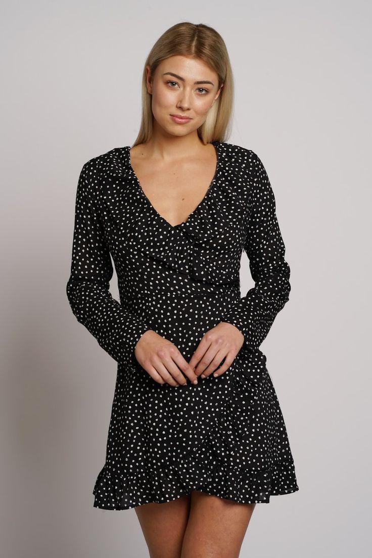 Cruel Intentions Dress-BLACK