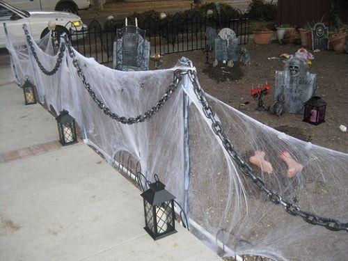 15 kreativste Halloween-Zaun-Ideen, zum des bevorstehenden ...