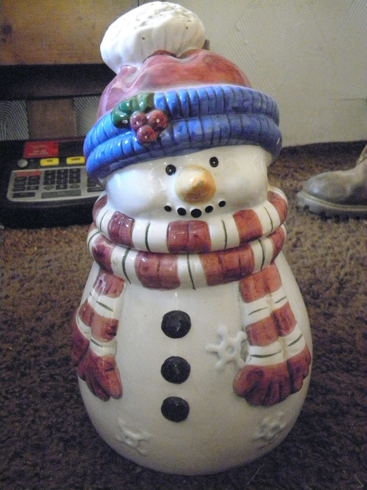 Cookie Jar Frm bd: CAUGHT WITH YOUR HAND IN...