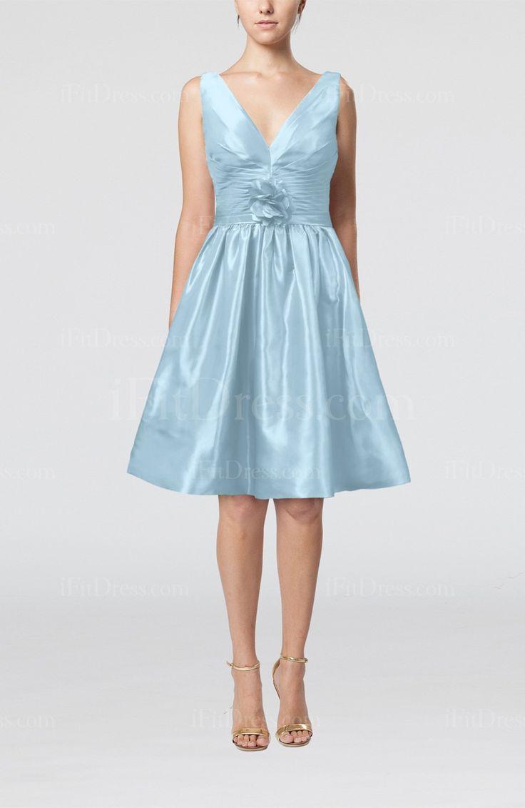 Ponad 25 najlepszych pomysw na pinterecie na temat periwinkle periwinkle bridesmaid dresses periwinkle hawaiian a line sleeveless zipper knee length bridesmaid ombrellifo Image collections