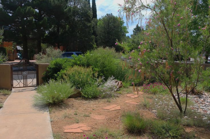 The many styles of garden and landscape design.