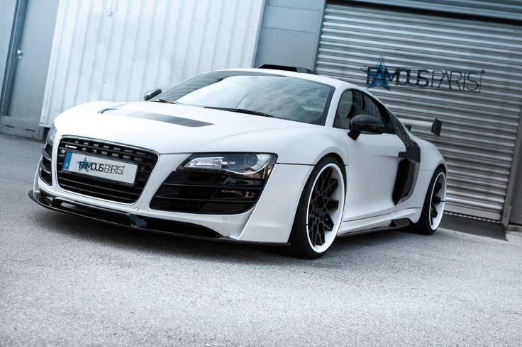 Audi R8 by Prior Design & Famous Parts