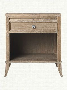 Addison Dry Branch Natural Nightstand