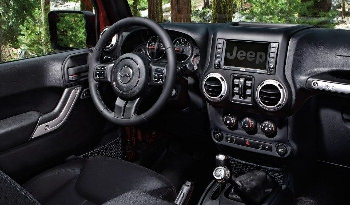 2020 Jeep Wrangler Unlimited Interior Jeep Wrangler Unlimited