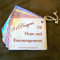 Free Printable Prayer Cards!  www.thebeautyinhisgrip.com