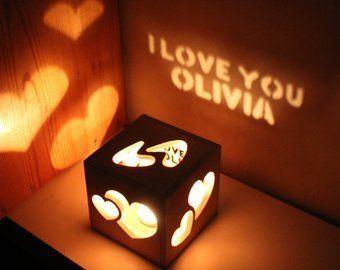 Geschenk Ideen – Girlfriend Birthday Gift Anniversary Gifts for Girlfriend Love | Etsy