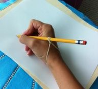 Charivari à l'école - pour une meilleure tenue du crayon