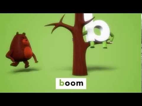 ▶ Leren lezen met Lijn 3 | Letterfilmpjes | De letter b - YouTube