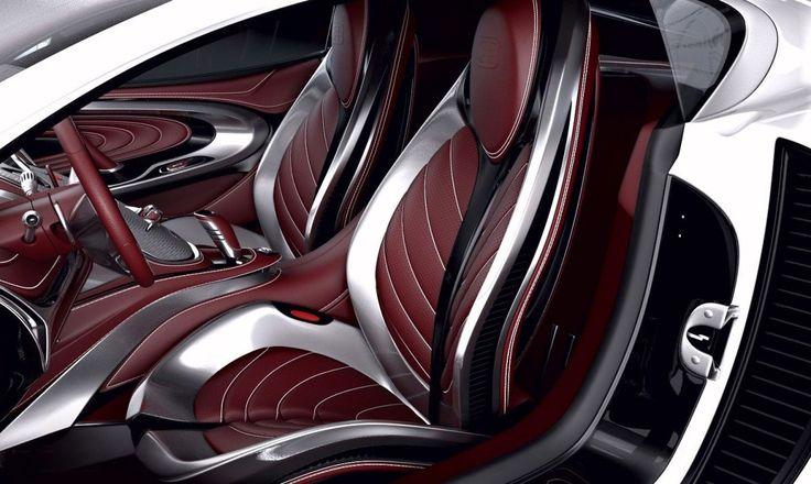 Bugatti 3b Seatings