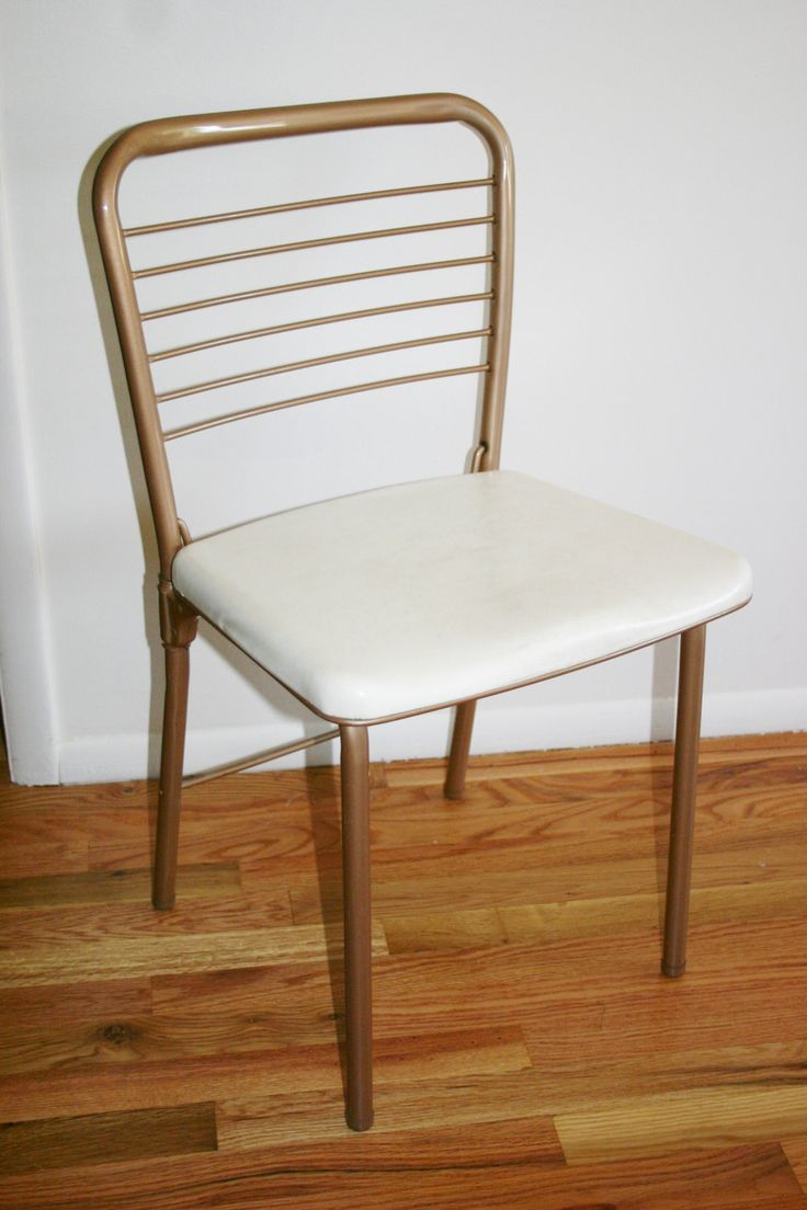 High Quality Mid Century Vintage Cosco Hamilton Folding Chair By RelksReliks, $32.00