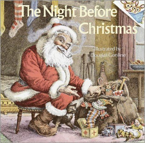 The Night Before Christmas: Clement C. Moore: 9780394830193: Books - Amazon.ca