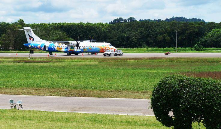 Fly with Bangkok Air to Trat