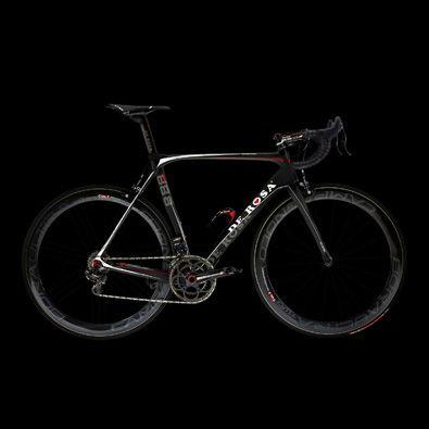 ::: De Rosa ::: 888 Superking #nero #bike #black