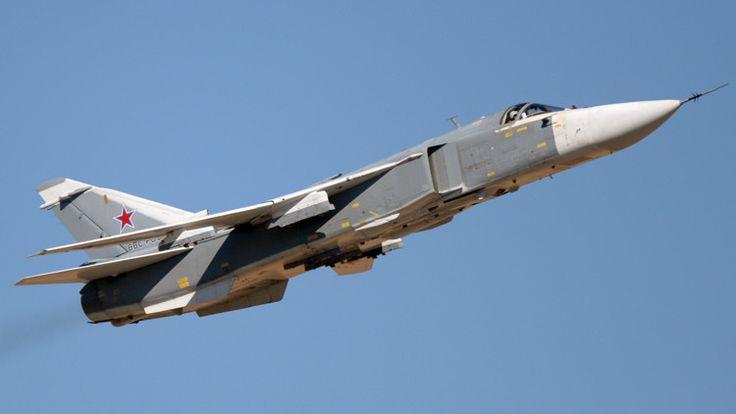 De acuerdo con información proporcionada por un oficial estadounidense, el avión militar ruso Su-24 abatido por Turquía fue derribado en espacio aéreo de Siria tras entrar brevemente en espacio aéreo turco, informa Reuters.