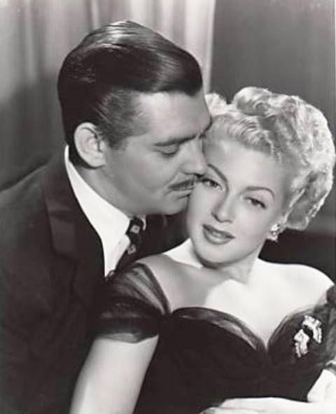 Lana Turner & Clark Gable