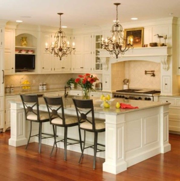 34 best images about Building Kitchen island ideas on Pinterest