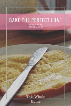 BEST BREADMAKER SANDWICH LOAF   bake   bread   homesteading   frugal   recipes