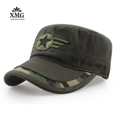 3e785fe2db1 Five-pointed star Men Navy Seal Cap Snapback eagle Flat caps camouflage  Hunting Fishing for Dad uncle Hat Bone Camo Outdoor Caps