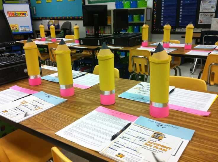 75 Best Open House Images On Pinterest Classroom Organisation