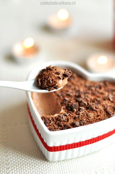 Mus czekoladowy / Chocolate Mousse