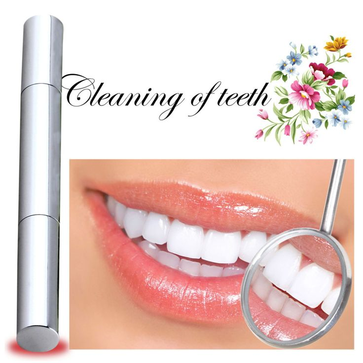 5pcs White Bleach Stain Eraser Teeth Whitening Pen Tooth Gel Product Dental Pencil Whitener Remover Dentist Tooth Care