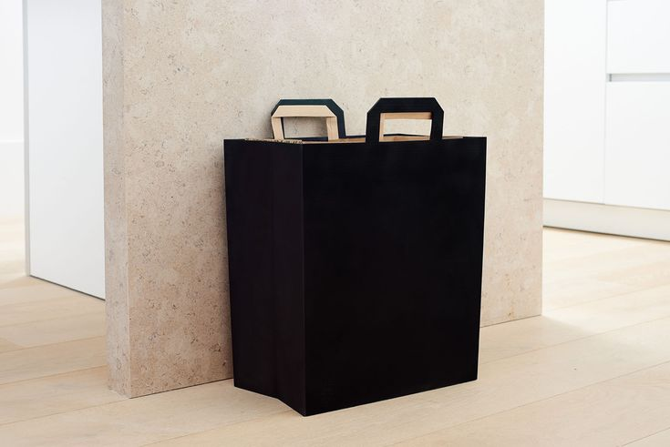 REBIN stylish paper bag recycle bin  11