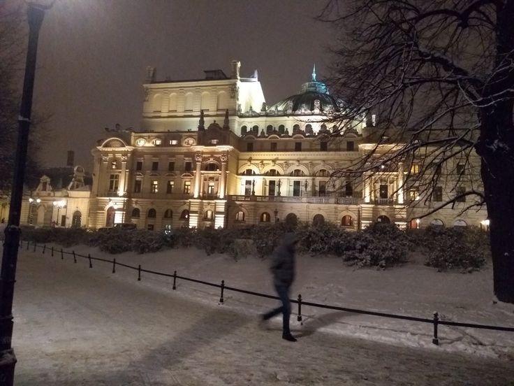 Teatro  de Cracóvia PL 09/02/2018