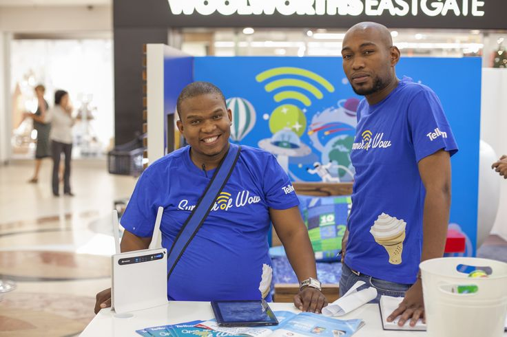 2014 Home of Wow   Mall Forecourt Activation
