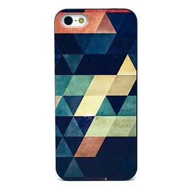 geometrie patroon pc harde case voor iPhone 5 / 5s – EUR € 2.68