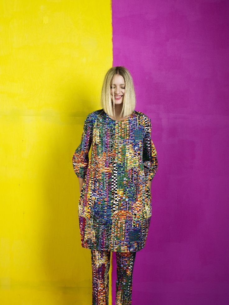 Teippi | Marimekko 2014 | Pattern Design Teija Puranen