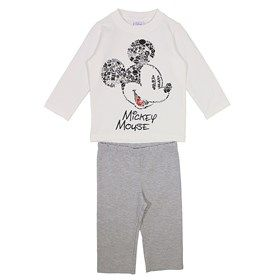 Sleep Wear Mickey Mouse Winter Collection 2016-17 by Alouette