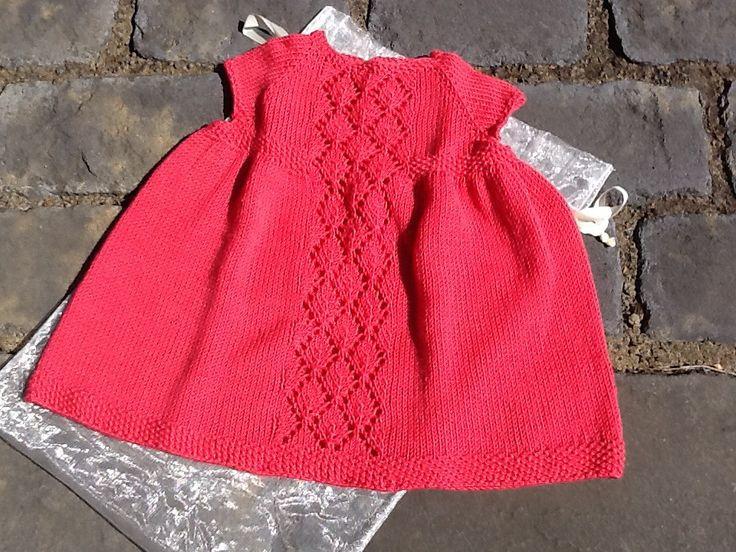 Ravelry: Nancy Baby Dress by Taiga Hilliard Designs