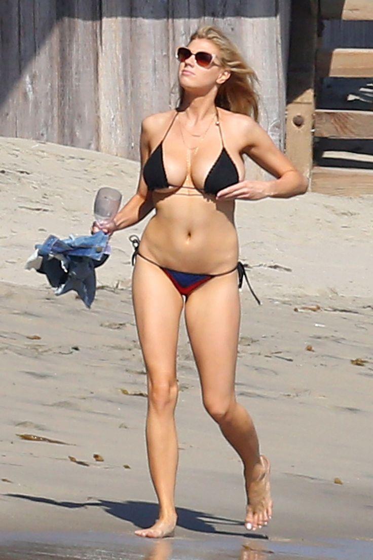 charlotte-mckinney-thong-bikini-areola-slip-in-malibu-12