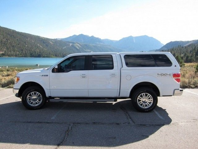 Ford F150 Camper Shell 8