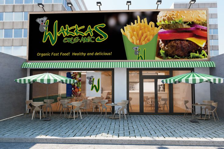 Wakkas Organics Fast Casual Certified Organic Restaurant Franchise