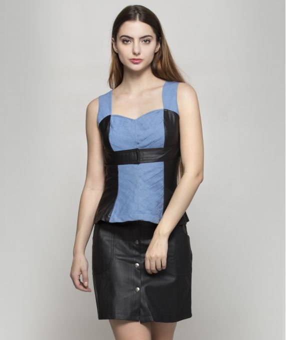 new leather party wear clothes for girls. Visit to our website for new arrival dresses. http://www.tryfa.com/new-arrival-dresses/