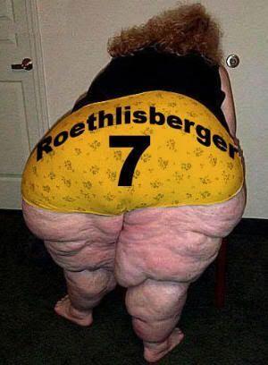 Steelers Cheerleader
