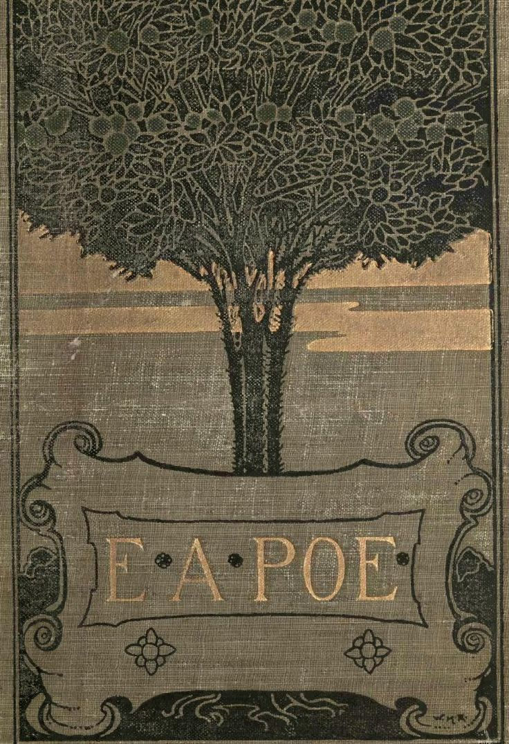 ≈ Beautiful Antique Books ≈ Poe poems