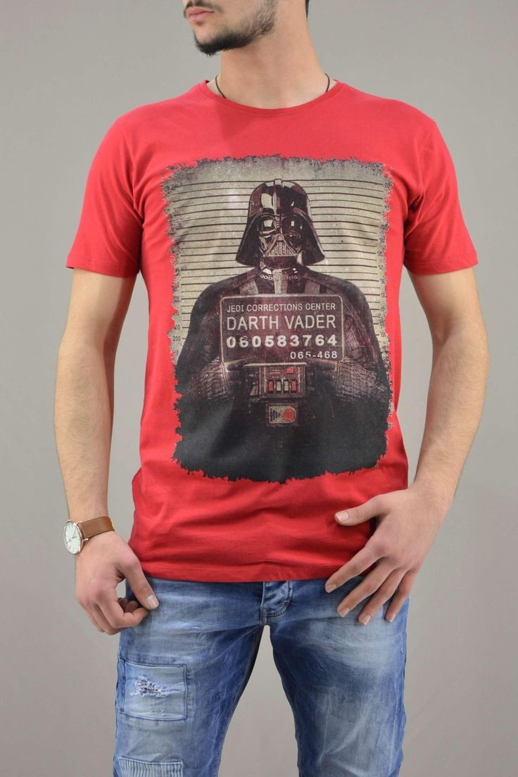 Ανδρικό t-shirt Star Wars Darth Vader MPLU-0823-re | Άνδρας