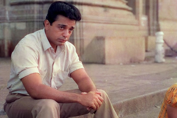 A combination of two legends Mani Ratnam and Kamal Hasan .. It can't get better