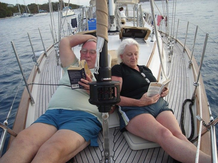 Bareboat Chartering: What to Pack – Beyond clothing