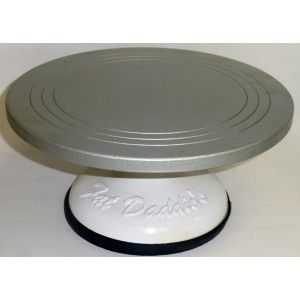 Fat Daddios Revolving Cake Stand - Cast Iron Golda's Kitchen