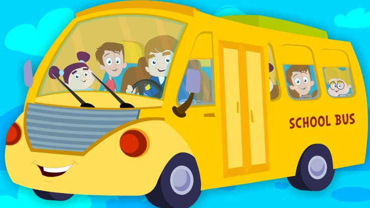 The wheels on the bus | LearnEnglish Kids | British Council
