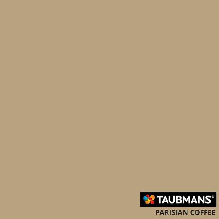 #Taubmanscolour #parisiancoffee